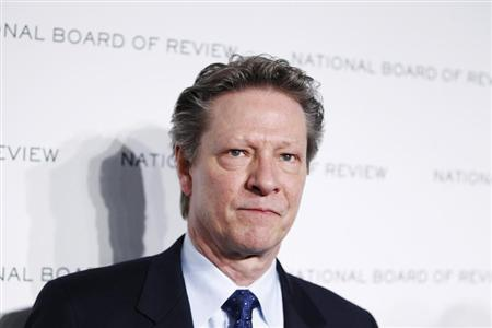 Actor Chris Cooper arrives for the National Board of Review of Motion Pictures Awards Gala in New York January 11, 2011. REUTERS/Lucas Jackson