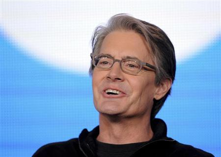 "Actor Kyle MacLachlan takes part in a panel discussion of IFC's ""Portlandia"" during the 2013 Winter Press Tour for the Television Critics Association in Pasadena, California, January 4, 2013. REUTERS/Gus Ruelas"