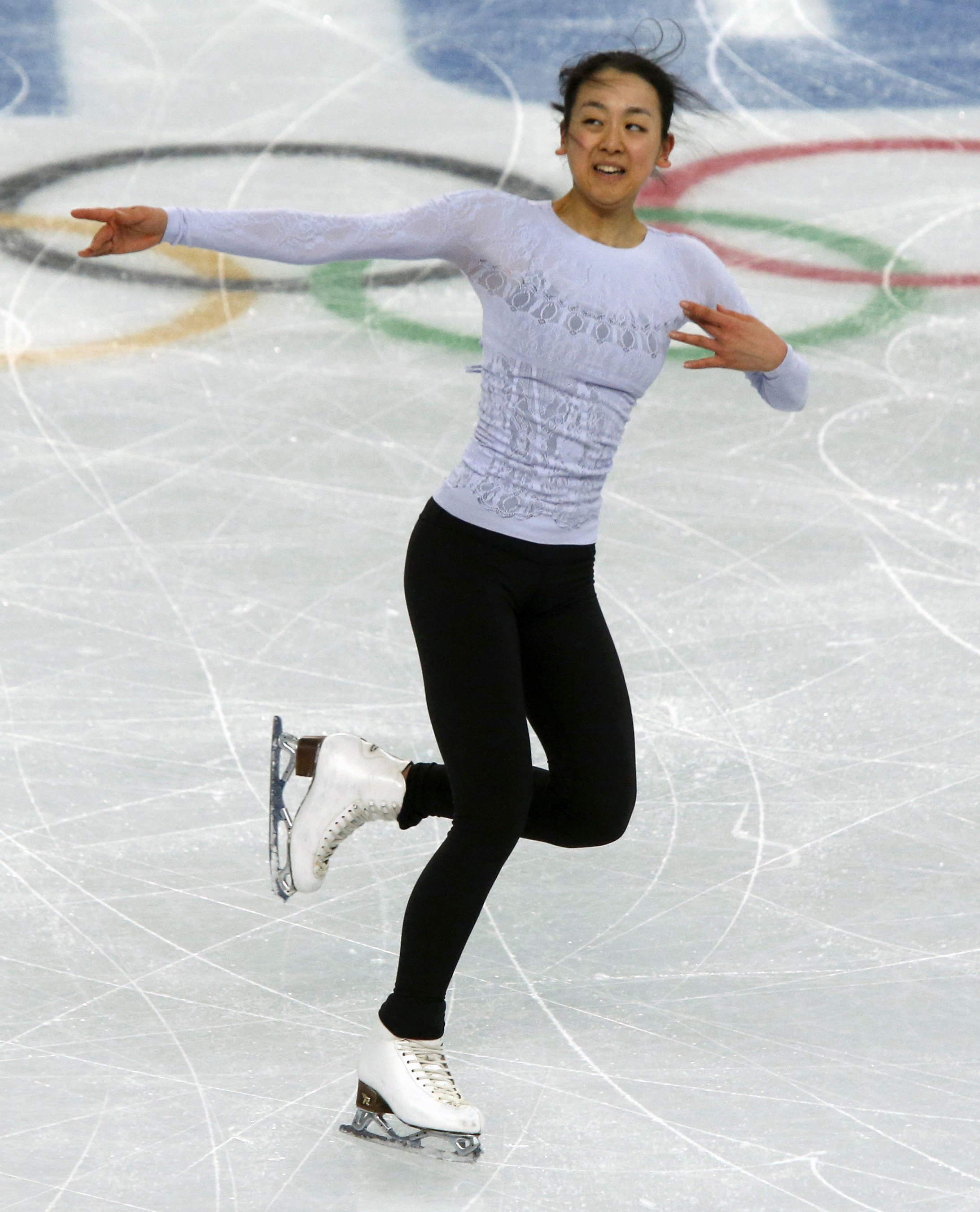 Adelina Sotnikova Captures Olympic Figure Skating Gold for Russia ...