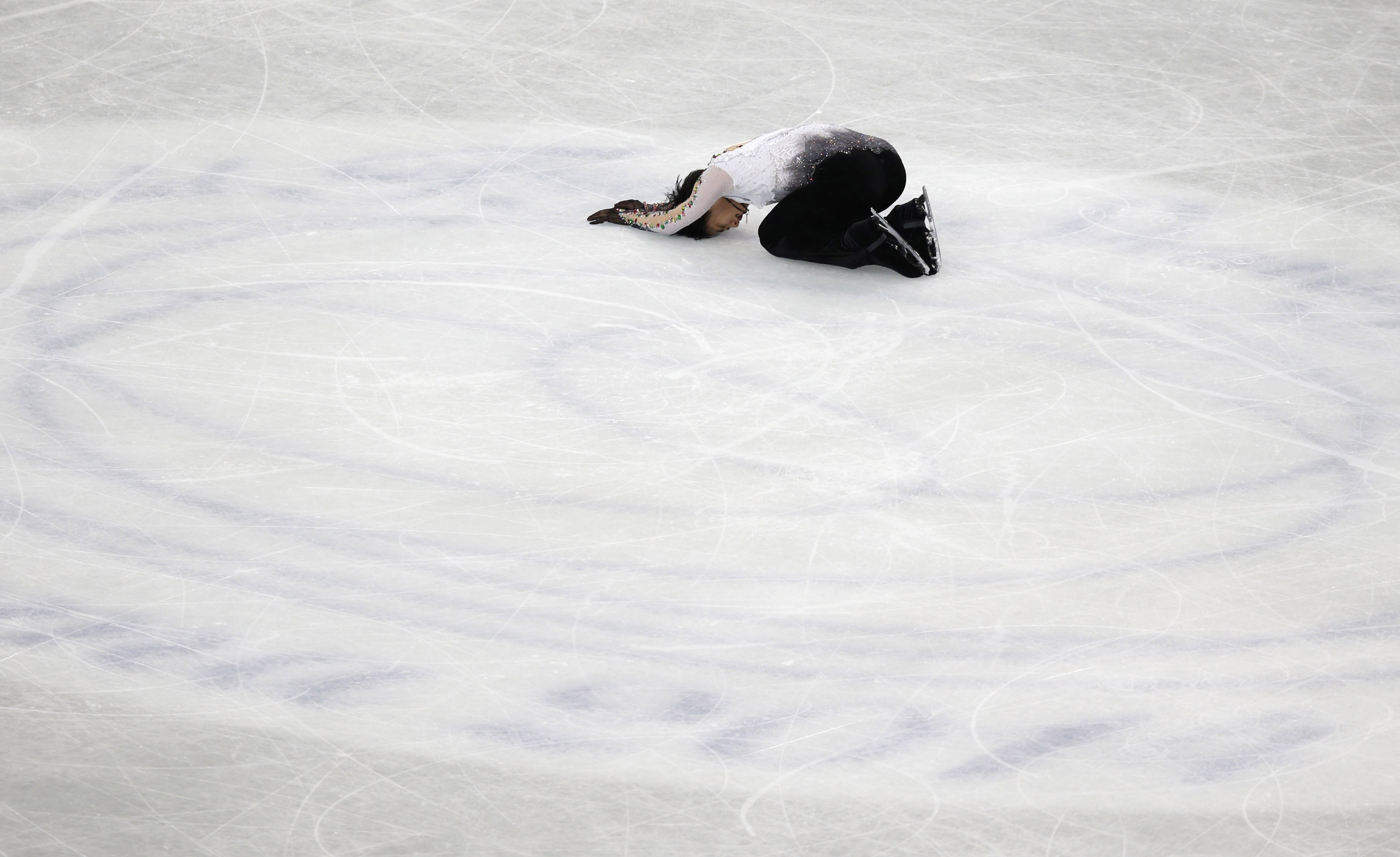 Adult Figure Skating