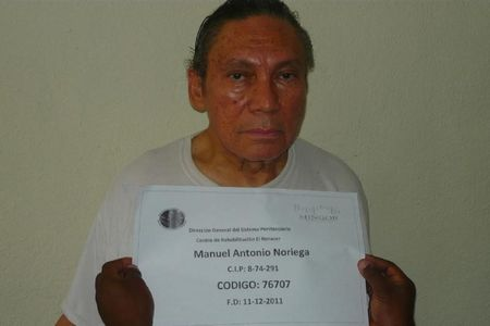 Jailed ex-strongman Noriega says damaged by video game portrayal