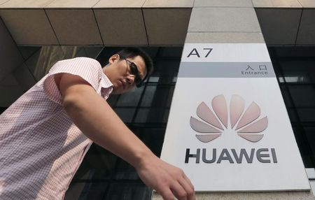 Huawei's H1 revenue up 19 percent year-on-year at $22 billion