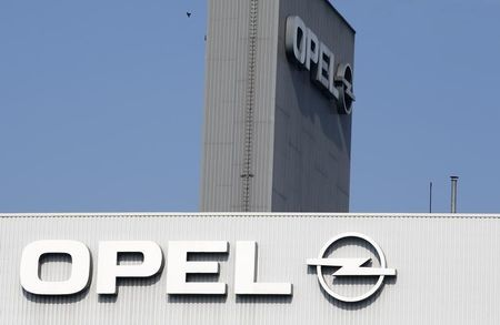 Adam Opel AG car production plant in Eisenach - Opel Vauxhall to woo budget clients with low-end cars