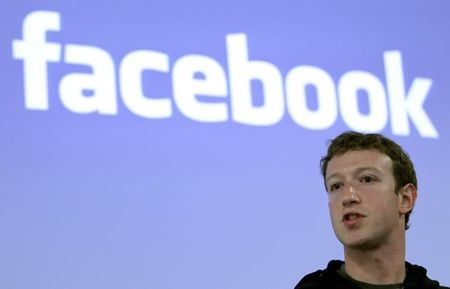 Facebook beats Wall Street targets, stock hits record high