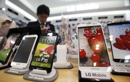 LG Electronics flags further mobile improvement after Q2 profit jump