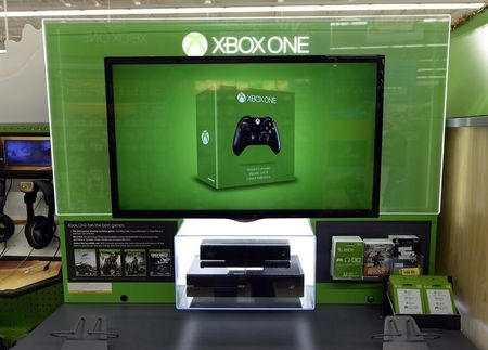 JD.com to sell Microsoft's Xbox One games console in China