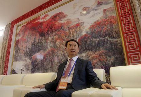 China's Wanda, Tencent, Baidu to set up $814 million e-commerce company