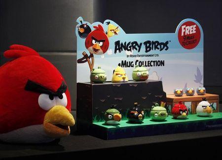 Angry Birds maker Rovio names new CEO