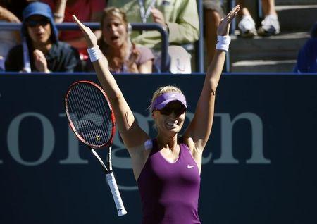 Surprises galore for women at U.S. Open, men steady
