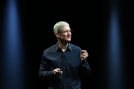 Apple to add security alerts for iCloud users, says Cook: WSJ