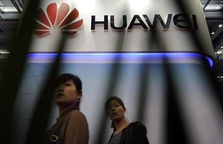 No sapphire on your new iPhone? China's Huawei has you covered