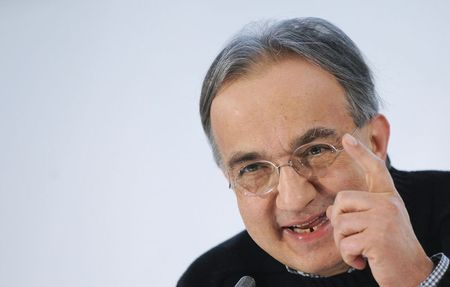 Fiat Chrysler CEO Sergio Marchionne sticks to 2014 guidance