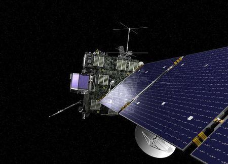 Rosetta team picks spot for historic comet landing