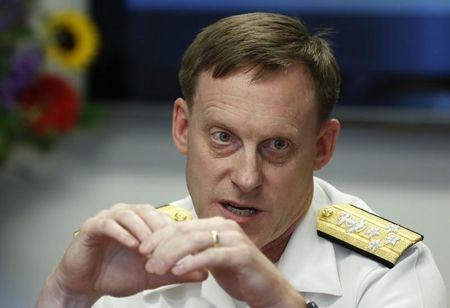 U.S. NSA chief says monitoring tech-savvy Islamic State