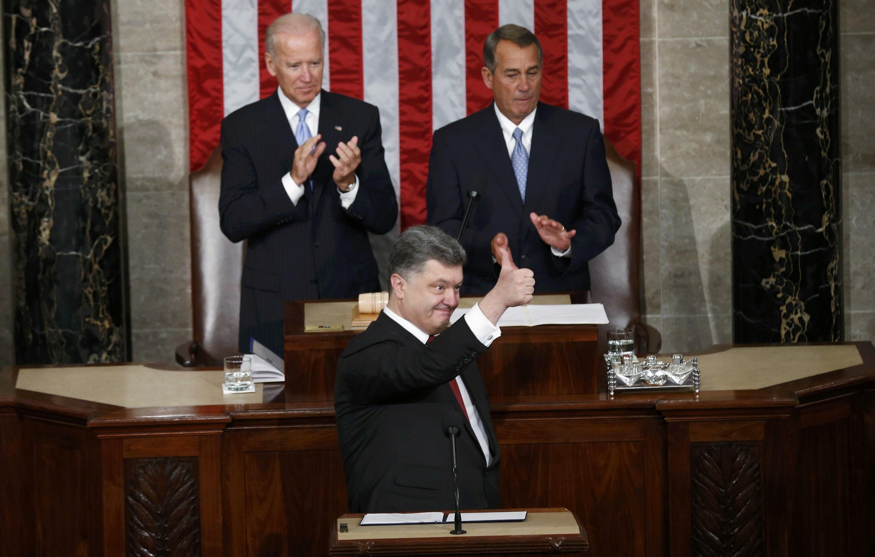Obama, Ukraine president to meet at White House