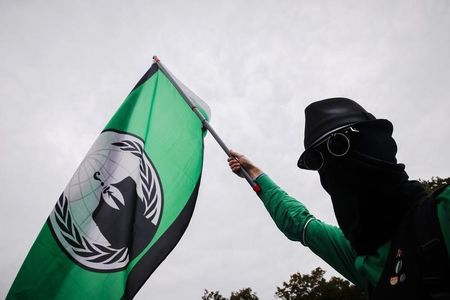 Anonymous threatens China, Hong Kong authorities with website blackout
