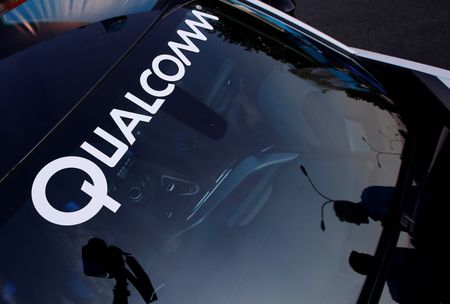 U.S. chipmaker Qualcomm hopes for knock-out blow with $2.5 billion CSR bid