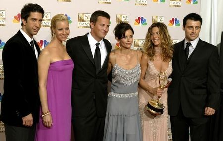 'Friends' will 'be there for you' in Netflix streaming deal