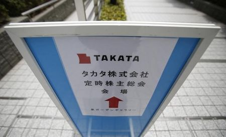 Third traffic death in U.S. linked to Takata air bags