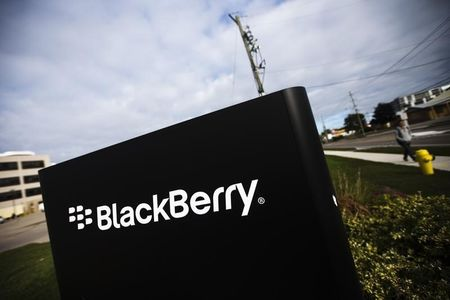 BlackBerry shares up after unconfirmed report on possible Lenovo bid