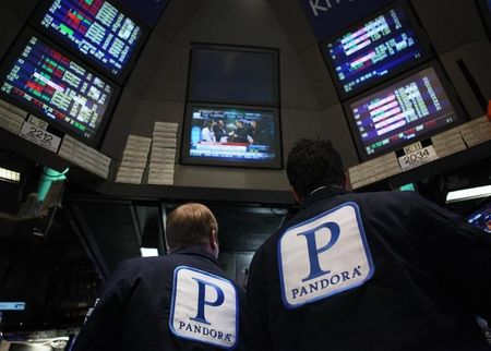 Fewer-than-expected listeners tune in to Pandora in third quarter