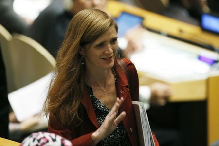 U.S. envoy travels to Ebola-stricken West Africa
