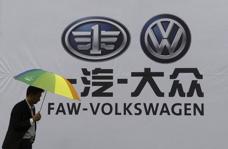 Volkswagen will launch over 20 EV models in China