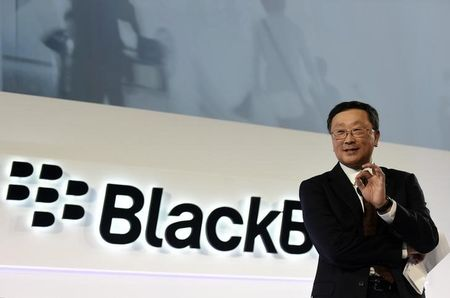 BlackBerry CEO pens open letter ahead of Classic launch