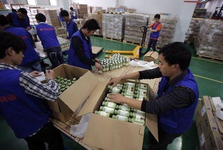 Alibaba plays trademark card to protect lead as China's $8 billion e-commerce spree nears