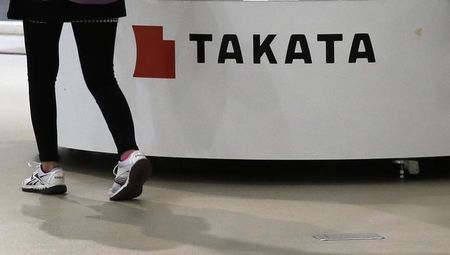 U.S. lawmakers want criminal probe of Takata as air bag concerns grow