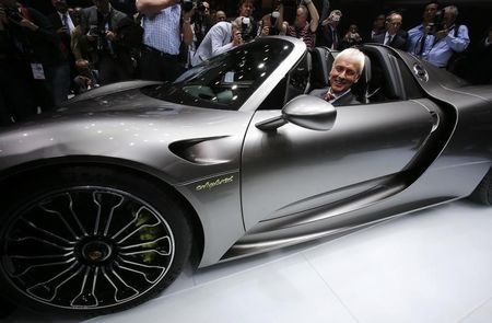 Porsche to sell out of priciest-ever model by December