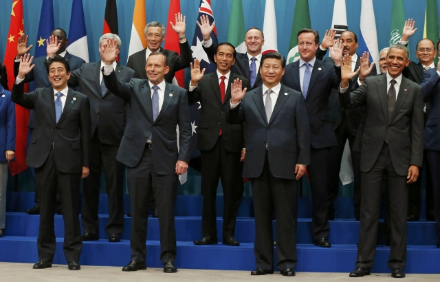 2014 G20 Summit Group Photo G 20 Major Economies Wikipedia The Free Encyclopedia