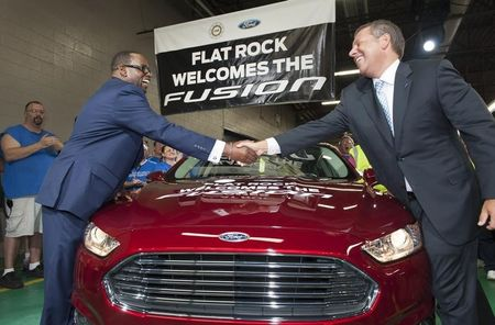 Ford recalls 65,000 Fusion models on ignition key issues