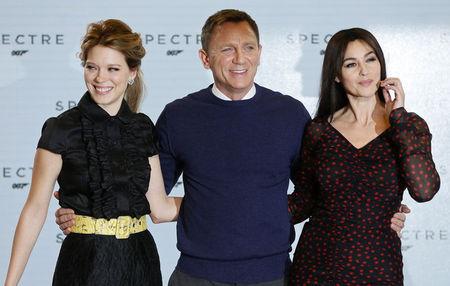 Hackers vs. James Bond: 'SPECTRE' script stolen in Sony attack