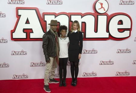 New 'Annie' movie less about 'Tomorrow' and all about today