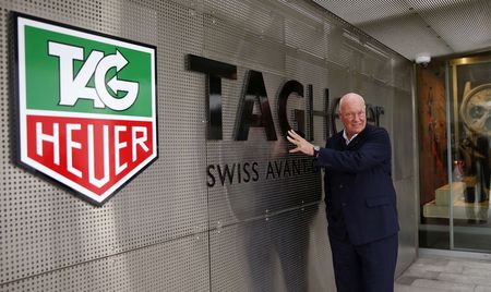 TAG Heuer enlists partners in smartwatch plan and may make acquisitions
