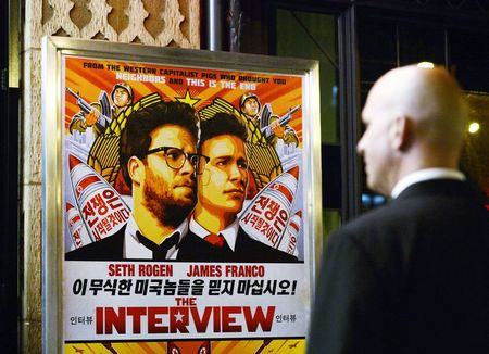 U.S. determines North Korea behind Sony attack as studio pulls movie