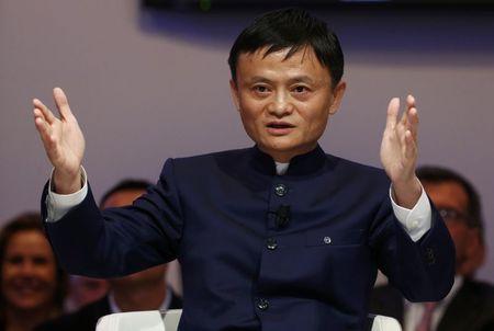 Who's afraid of China's economy slowing? Not Alibaba's Jack Ma