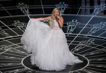 Lady Gaga, Julie Andrews notch Oscars' top social media moment