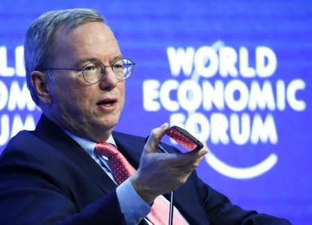Google's Schmidt to meet EU antitrust chief next week: sources