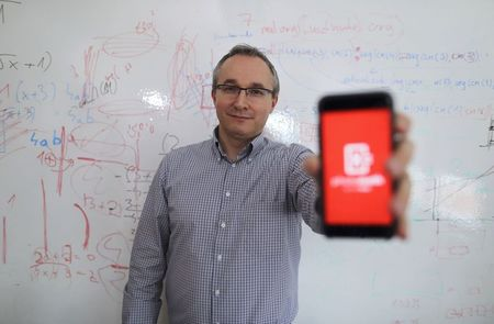 School math answers only a scan away with Croatian app