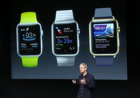 Cook says Apple Watch will replace car keys - Telegraph