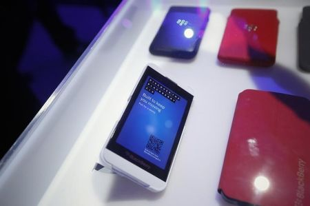 BlackBerry wins dismissal of U.S. lawsuit over BlackBerry 10