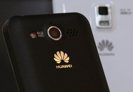 China's Huawei leads international patent filings: WIPO