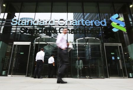 Standard Chartered hires former UK surveillance chief to combat cybercrime