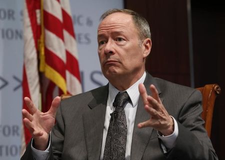 Former NSA head Alexander asks agency to review patents