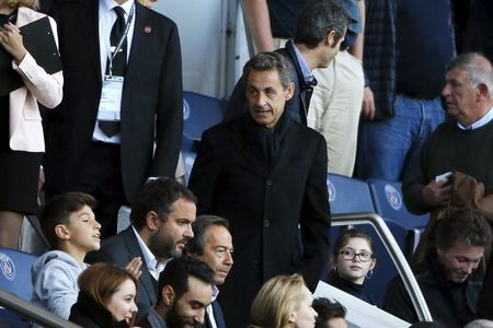 France's Sarkozy attracts mockery with Twitter chat