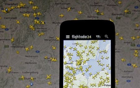 Flightradar24 finds not just planespotters flocking to its website