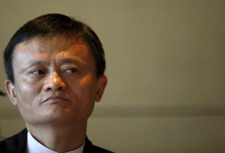 Alibaba's Ma says Kering lawsuit 'regrettable'