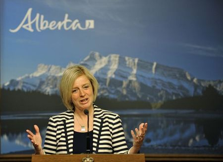 New Alberta government ousts lawmaker after offensive photo post